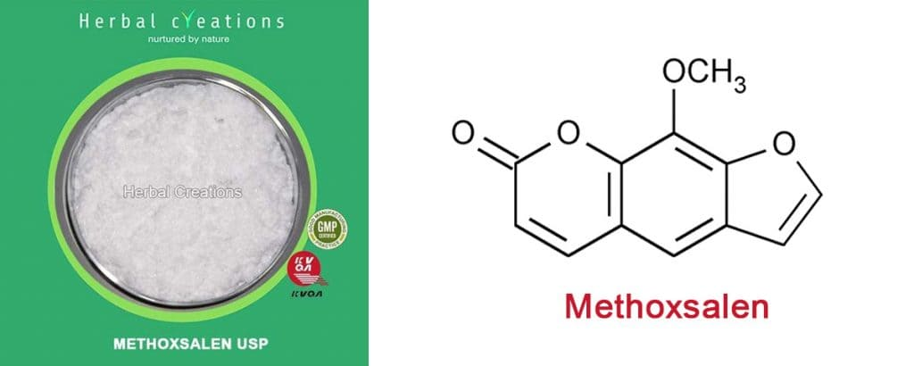 methoxsalen usp extract supplier