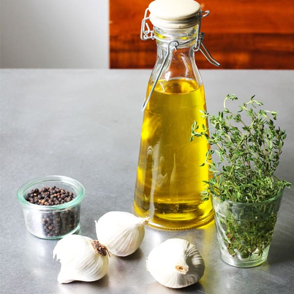 garlic oil extract